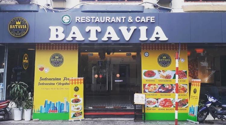 Batavia Hanoi, Restoran Halal Indonesia yang Berkibar di Vietnam