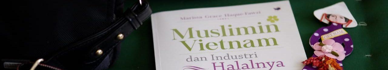 Marissa Haque Bikin Buku Panduan Wisata Halal di Vietnam